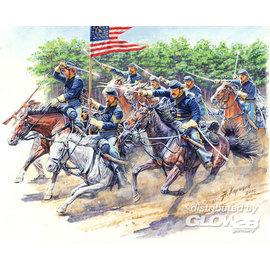 Master Box Master Box - 8th Pennsylvania Cavalry -  Battle of Chancello - 1:35