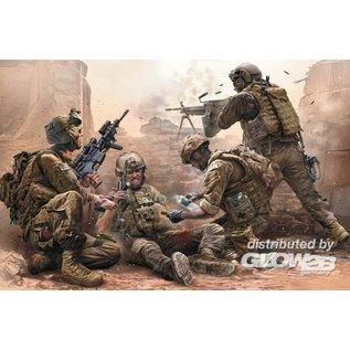 Master Box Modern US infantry - 1:35