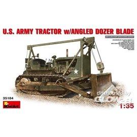 Master Box MB - U.S. Army Tractor w/ Angle Dozer Blade - 1:35