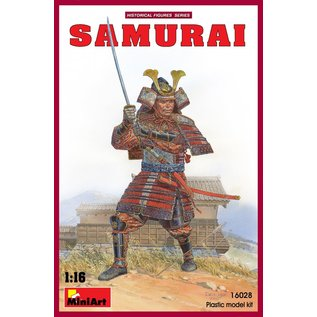 MiniArt Samurai - 1:16