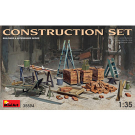 MiniArt MiniArt - Construction Set - 1:35