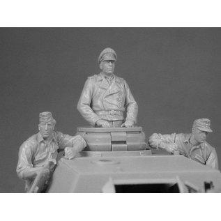 MiniArt Wehrmacht Panzerbesatzung (Spezial Edition) - 1:35