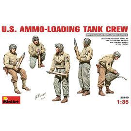 MiniArt MiniArt - U.S. Ammo loading tank crew - 1:35