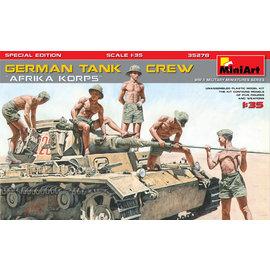 """MiniArt MiniArt - Deutsche Panzerbesatzung """"Afrika Korps"""" Special Edition - 1:35"""
