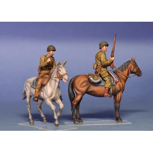 MiniArt U.S. Horseman Normandy 1944 - 1:35