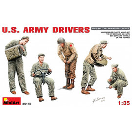 MiniArt MiniArt - U. S. Army Drivers - 1:35