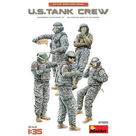MiniArt MiniArt - Modern U.S. Tank Crew - 1:35