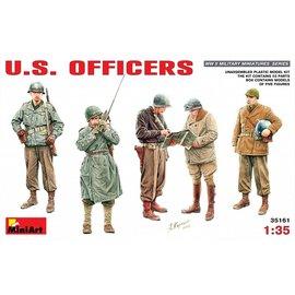 MiniArt MiniArt - U.S. Offiziere WWII - 1:35