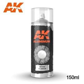 AK Interactive AK Interactive Spray Aluminium