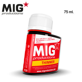 MIG MIG - Thinner for washes 75ml