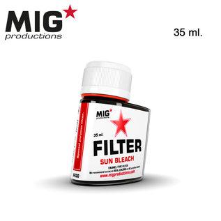 MIG Filter sun bleach