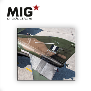 MIG Filter clear blue for metallics