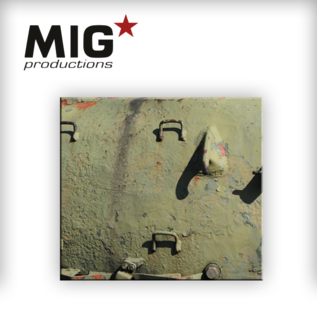 MIG Filter green for khaki & olive drab