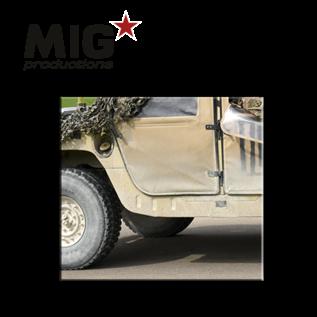 MIG Filter ochre for light sand
