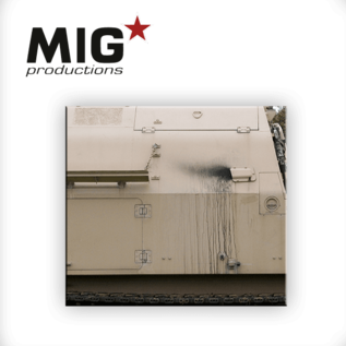MIG Filter grey for yellow sand
