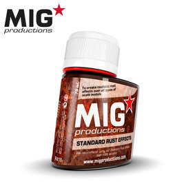 MIG MIG - Standard rust effect