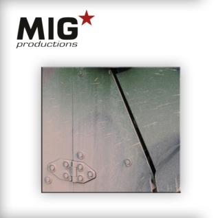MIG Accumulated Dust effect
