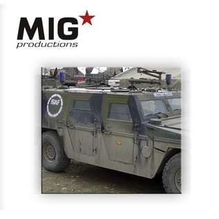 MIG Accumulated Sand effect