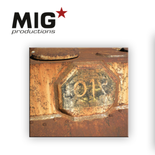 MIG Extreme rust Wash