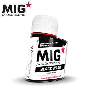 MIG Black Wash