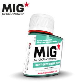 MIG MIG - Light grey-green Wash