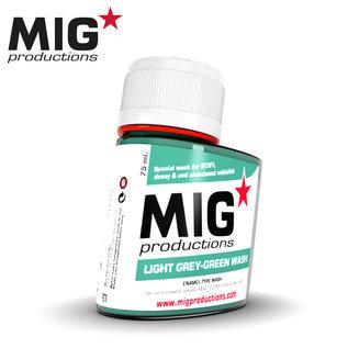 MIG Light grey-green Wash