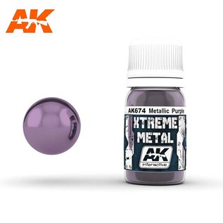 AK Interactive Xtreme Metal - Metallic purple