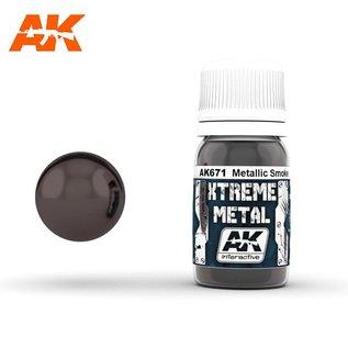 AK Interactive Xtreme Metal - Metallic smoke