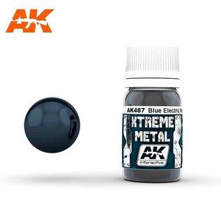 AK Interactive Xtreme Metal - Metallic blue