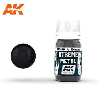 AK Interactive Xtreme Metal - Jet exhaust