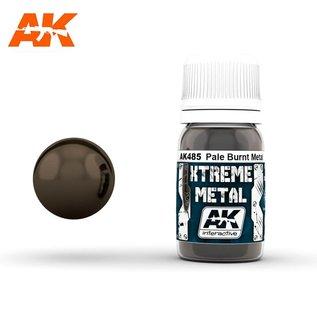 AK Interactive Xtreme Metal - Pale burnt metal