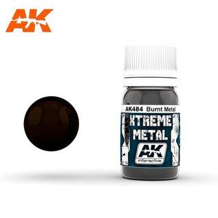 AK Interactive Xtreme Metal -  Burnt metal