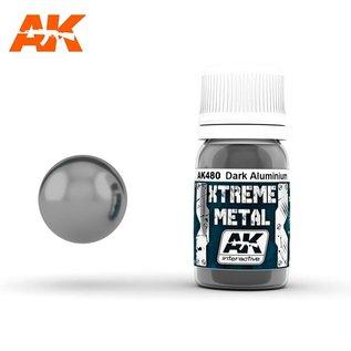 AK Interactive Xtreme Metal - Dark Aluminium