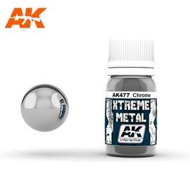 AK Interactive AK Interactive - Xtreme Metal - Chrome