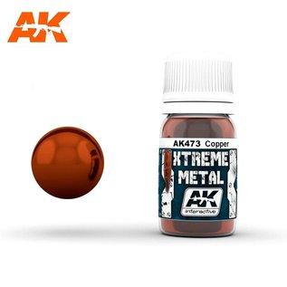 AK Interactive Xtreme Metal - Copper