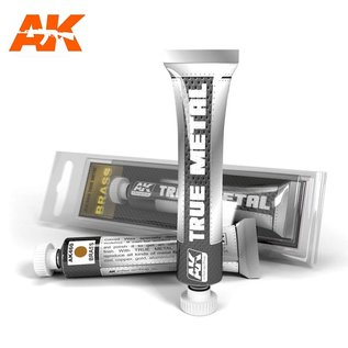 AK Interactive True Metal - Brass