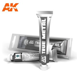 AK Interactive AK Interactive - True Metal - Steel
