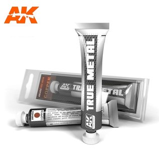 AK Interactive True Metal - Copper