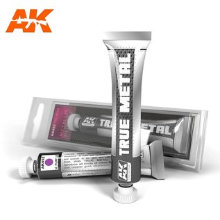 AK Interactive True Metal - Metallic purple