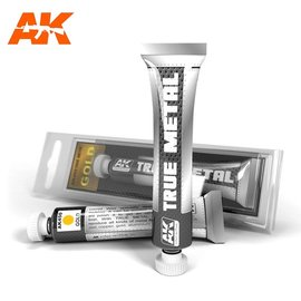 AK Interactive AK Interactive - True Metal - Gold