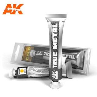 AK Interactive True Metal - Gold