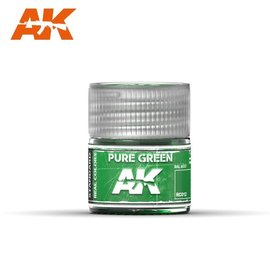 AK Interactive AK Interactive Real Colors - RC012 Pure Green
