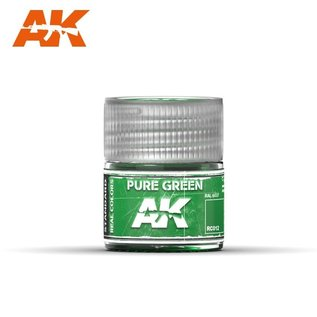 AK Interactive Real Colors - RC012 Pure Green