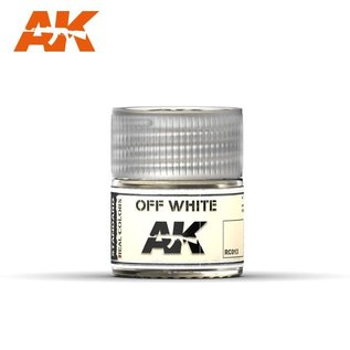 AK Interactive Real Colors - RC013 Off White