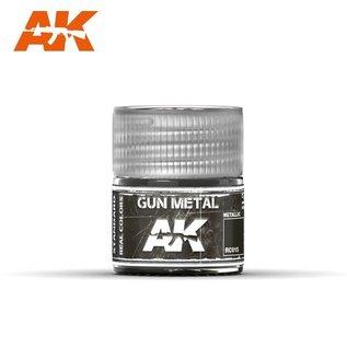 AK Interactive Real Colors - RC015 Gun Metal