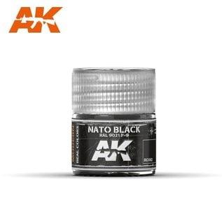 AK Interactive Real Colors - RC082 Nato Black RAL 9021 F-9