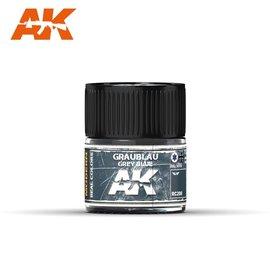 AK Interactive AK Interactive Real Colors Air - RC208 Graublau-Grey Blue RAL 5008
