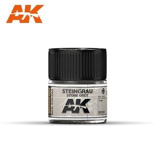 AK Interactive Real Colors Air - RC213 Steingrau-Stone Grey RAL 7030
