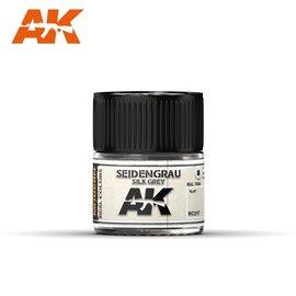 AK Interactive AK Interactive Real Colors Air - RC217 Seidengrau-Silk Grey RAL 7044