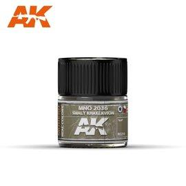 AK Interactive AK Interactive Real Colors Air - RC219 MNO 2036 Smalt Khaki Avion